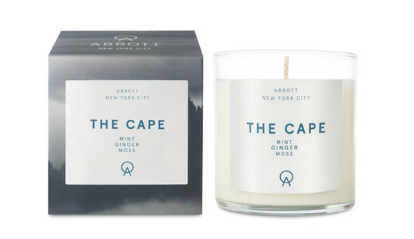 Abbott NYC | The Cape Candle 8oz