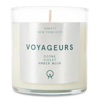 Abbott NYC | The Voyageurs Candle 8oz