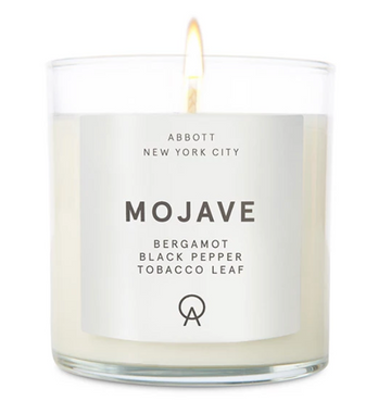 Abbott NYC | Mojave Candle 8oz