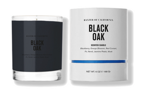 Baxter of California | Black Oak Candle