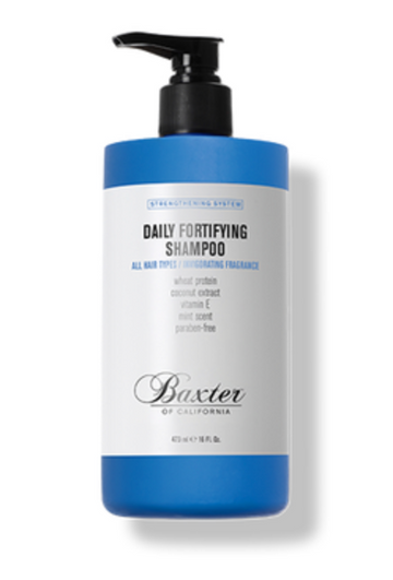 Baxter of California | Daily Fortifying Shampoo 16oz