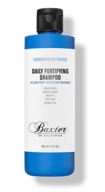 Baxter of California | Daily Fortifying Shampoo 8oz