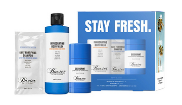 Baxter of California | Stay Fresh Kit