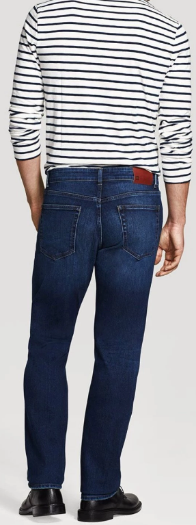 DL 1961 | Russell Slim Straight Jean | Acre