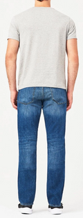 DL1961 | Avery Modern Straight Jean | Epoxy
