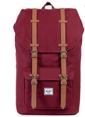 Herschel | Little America Backpack | Windsor Wine