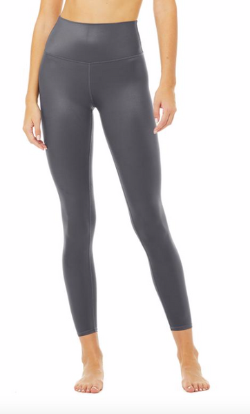 Alo | 7/8 High Waist Shine Legging