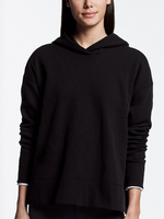 James Perse | Women's Side Split Hoodie