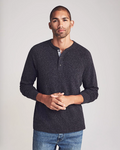 Faherty | Luxe Heather Henley