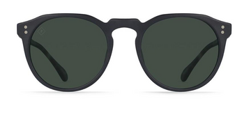 Raen | Remmy | Matte Black/ Matte Brindle/ Green Polarized | 49