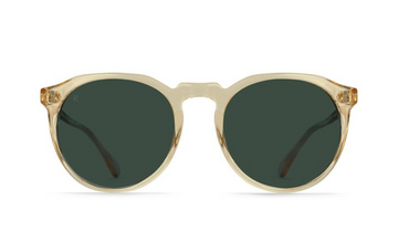 Raen | Remmy | Champagne Crystal/ Green Polarized | 49