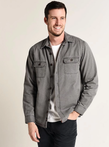 Faherty | Blanket Lined CPO Jacket