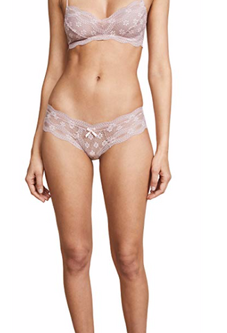 Eberjey | India Lace Low Rise Boythong