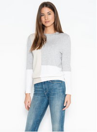 One Grey Day | Minerva Pullover