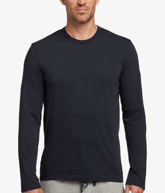 James Perse | Long Sleeve Crew Neck