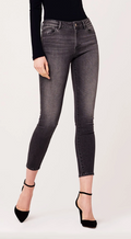 DL1961 | Florence Ankle Mid Rise Instasculpt Skinny Jean | Drizzle