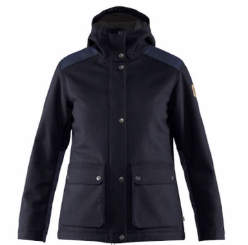 Fjallraven | Women's Greenland Re-Wool Jacket