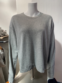 James Perse | Women's Long Sleeve Raglan Sweat Top