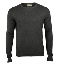Linksoul | Cotton-Cashmere Crew Sweater