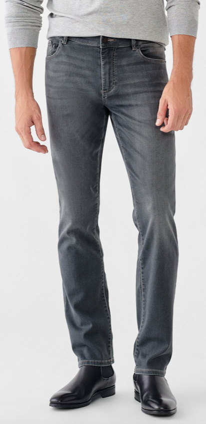 DL1961 | Russell Slim Straight Knit Jean | Starship