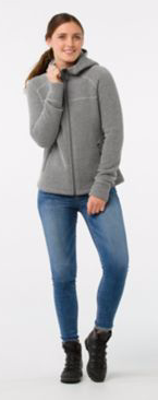 Smartwool | Women's Hudson Trail Full Zip Fleece Sweatshirt