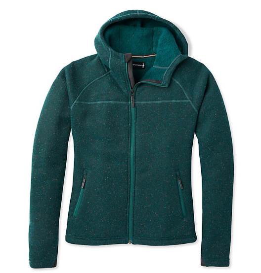 Smartwool | Women's Hudson Trail Zip Zip Fleece Sweater