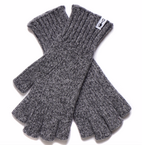 American Trench | Italian Merino Fingerless Gloves