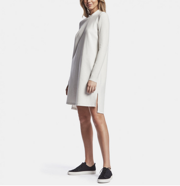 James Perse | Polar Fleece Dress