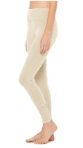 Alo | High-Waist Sueded Lounge Legging