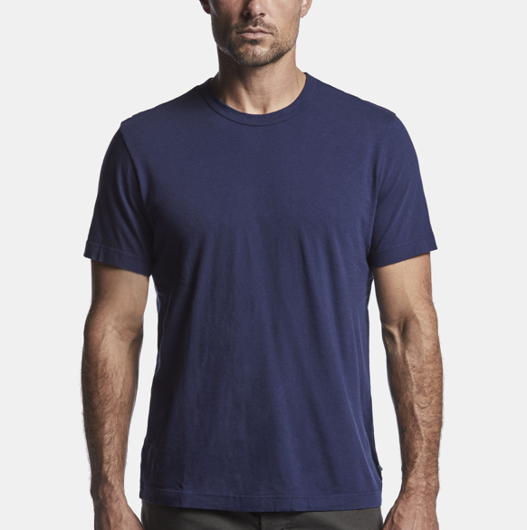 James Perse | Short Sleeve Crew Neck