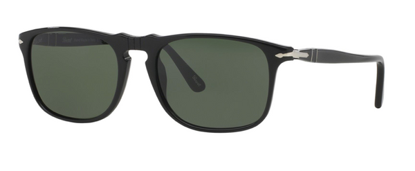 Persol | PO3059S | Black with Green