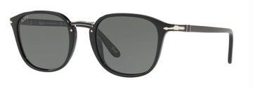 Persol | PO3186S | Black with Green Polarized