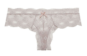 Eberjey | India Retro Lace Low Rise Boythong