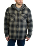 Wolverine | Mens Byron Hooded Shirt Jacket