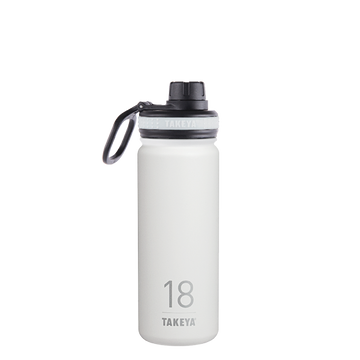 Takeya | Thermoflask 18 oz. Insulated Bottle w/ Spout Lid