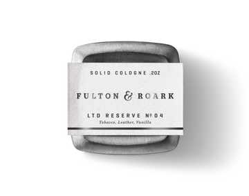 Fulton & Roark | Sterling Solid Cologne