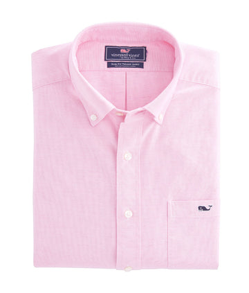 Vineyard Vines | Oxford Stretch Slim Tucker Shirt