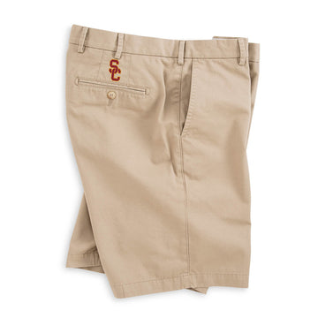 Peter Millar | USC Winston Washed Twill Short