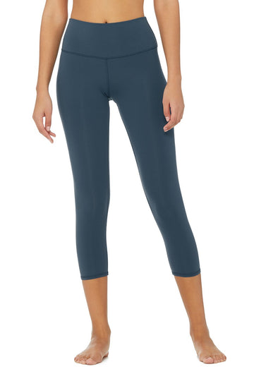 Alo | High-Waist Airbrush Capri