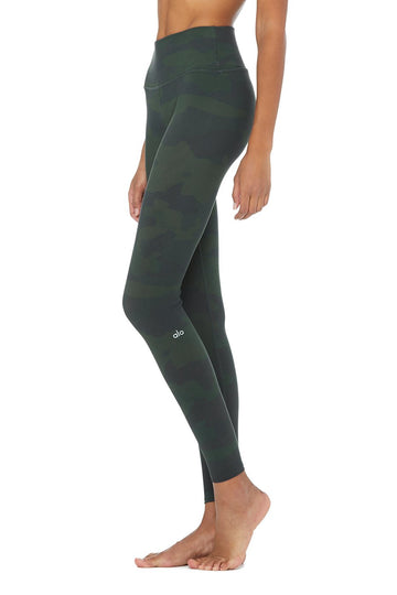 Alo | High Waist Vapor Legging