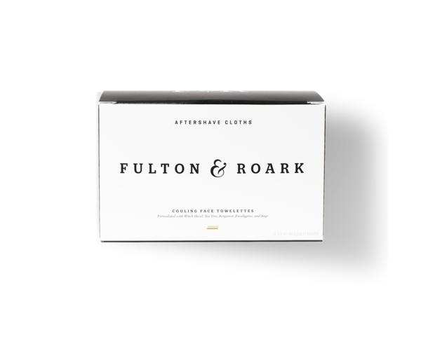 Fulton & Roark | Aftershave Cloths