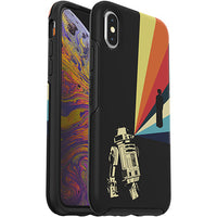 OtterBox | Symmetry Star Wars Case iPhone Xs Max Stolen Plans