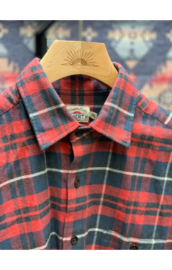 Faherty | Stretch Seaview Flannel