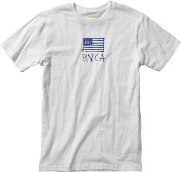 RVCA | Boy's Horton Flag T-Shirt