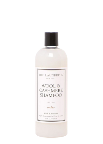 The Laundress | Wool & Cashmere Shampoo
