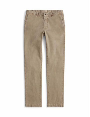 Faherty | Reserve Sueded Trouser