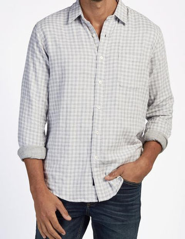 Faherty | Double Cloth Ventura Shirt