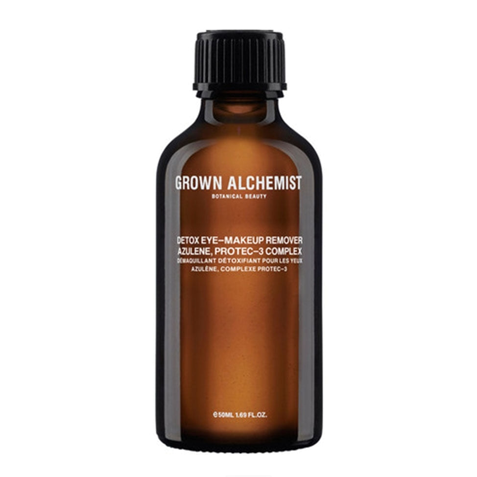 Grown Alchemist | Detox Eye Make Up Remover: Azulene, Protec-3 Complex