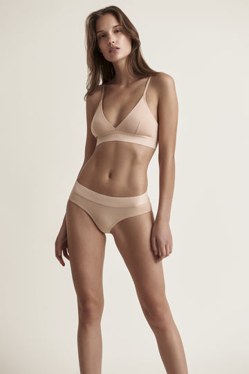 Skin | Hadlee Convertible Back Triangle Bra