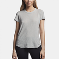 James Perse | Sheer Slub Crew Neck Tee